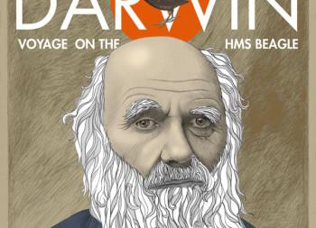 Illustrator, Toronto, Charles Darwin, Book, Magazine, HMS Beagle